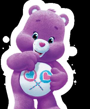 Personagens Ursinhos Carinhosos Bem Vindo Ao